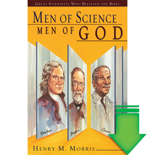 Men of Science, Men of God eBook (EPUB, MOBI, PDF)