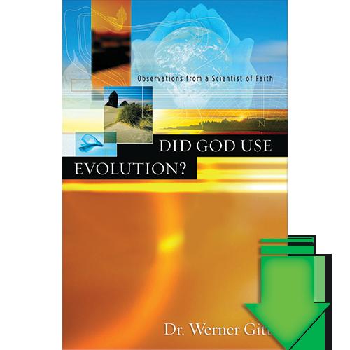 Did God Use Evolution? eBook (EPUB, MOBI, PDF)