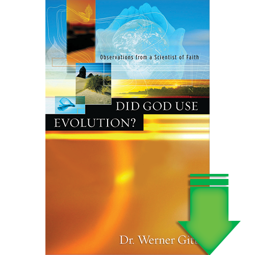 Did God Use Evolution? eBook (EPUB, MOBI, PDF)