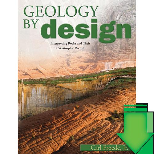 Geology By Design eBook (EPUB, MOBI)