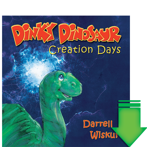 Dinky Dinosaur Creation Days eBook (PDF)