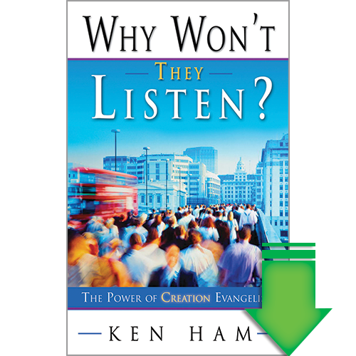 Why Won't They Listen? eBook (EPUB, MOBI)
