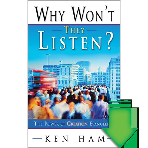 Why Won't They Listen? eBook (EPUB, MOBI)