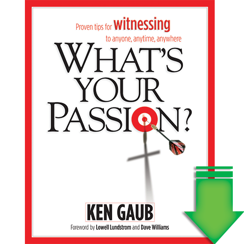 What's Your Passion? eBook (EPUB, MOBI, PDF)