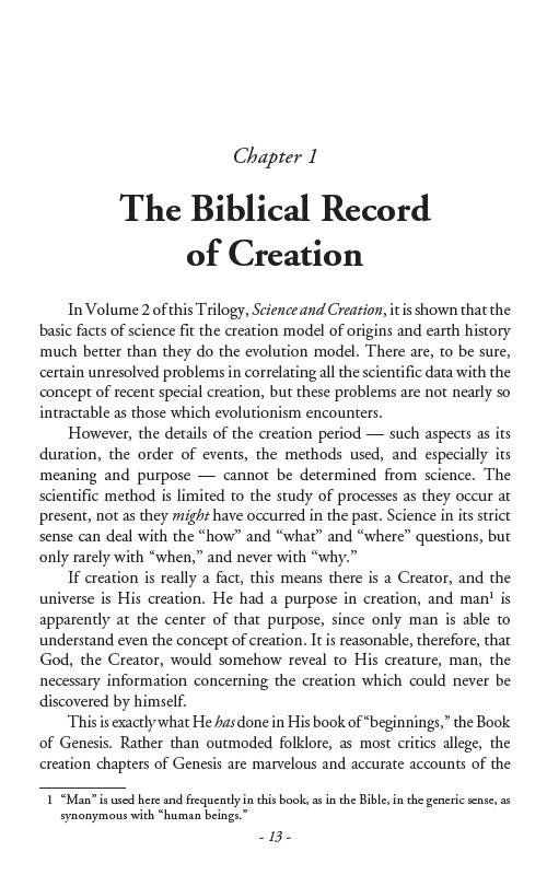 The Modern Creation Trilogy eBook (EPUB, MOBI, PDF)