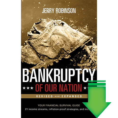 Bankruptcy of Our Nation Revised and Expanded eBook (EPUB, MOBI, PDF)