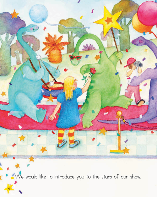 Dinosaurs: Stars of the Show eBook (PDF)