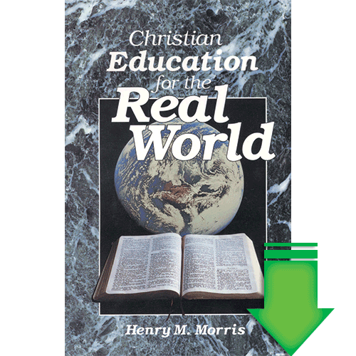 Christian Education for the Real World eBook (EPUB, MOBI)