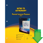 Intro to Astronomy (Parent Lesson Planner) eBook (PDF)