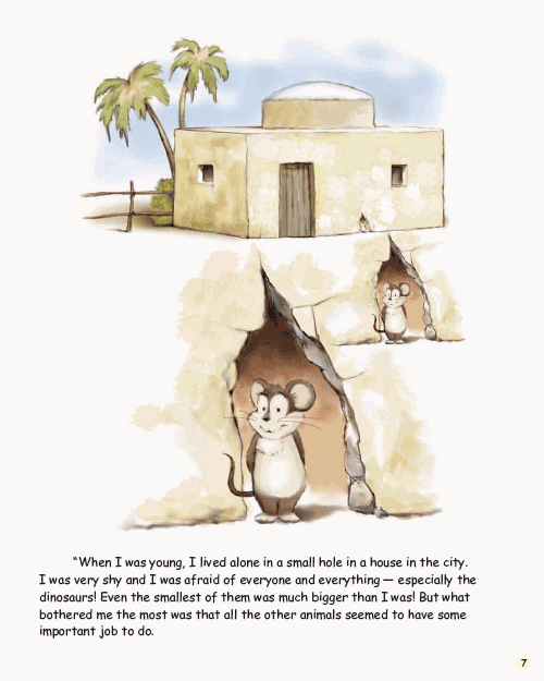 Not Too Small at All: A Mouse Tale eBook (PDF)