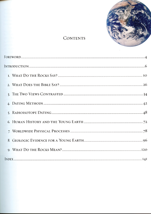 The Young Earth (revised and expanded)