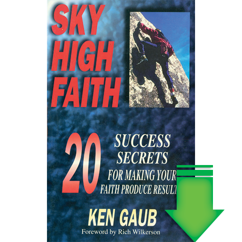 Sky High Faith eBook (EPUB, MOBI)
