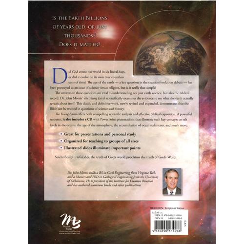 The Young Earth (revised and expanded) eBook (PDF)