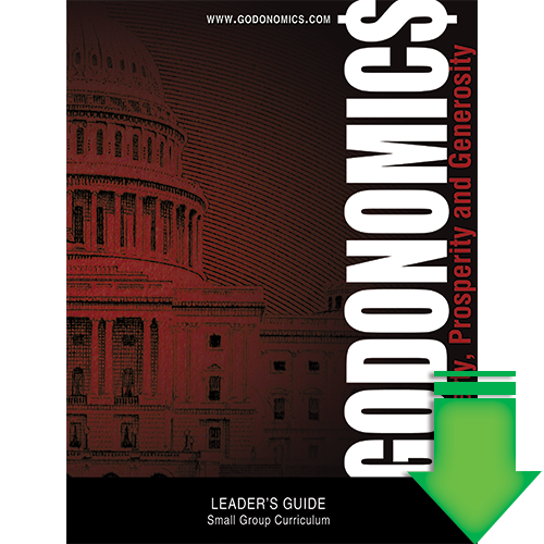 Godonomics Leader's Guide (Download eBook, ePUB, PDF)