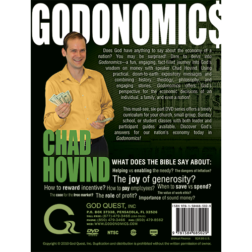 Godonomics Participant's Guide (Download eBook, ePUB, PDF)