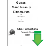 Garras, Mandibulas, y Dinosaurios (Download PDF) (Espanol) Spanish