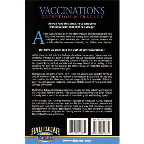 Vaccinations: Deception & Tragedy