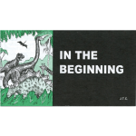 In the Beginning Tract (25 Pack)
