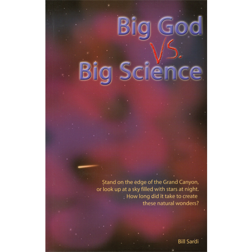 Big God vs. Big Science