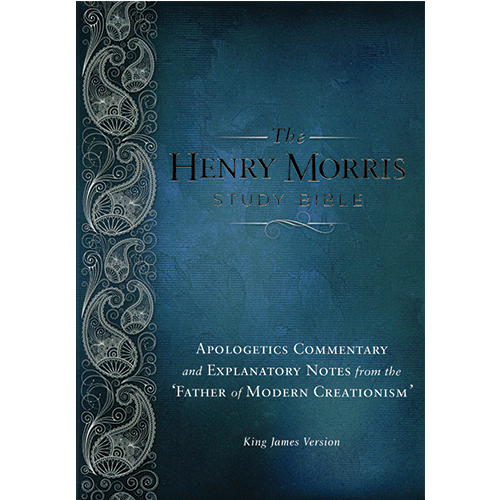 The Henry Morris Study Bible (Hardcover)