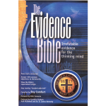 The Evidence Bible (Softcover)