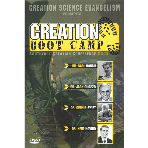 Boot Camp SESSIONS on DVD (Set of 6)