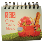 365 Great Date Ideas Calendar