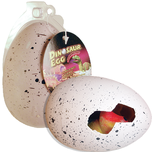 Hatching Dinosaur Egg (Large)