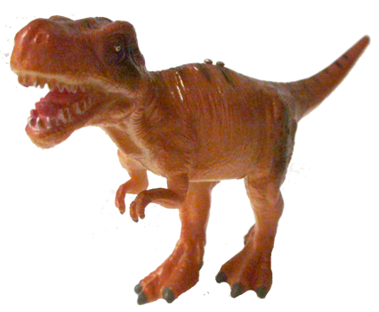 T Rex Replica w/Sound