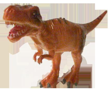 T Rex Replica w/Sound