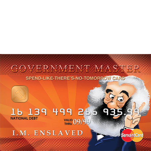 Government Master Card