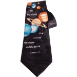 "Genesis 1:1 ""In the Beginning"" Tie"