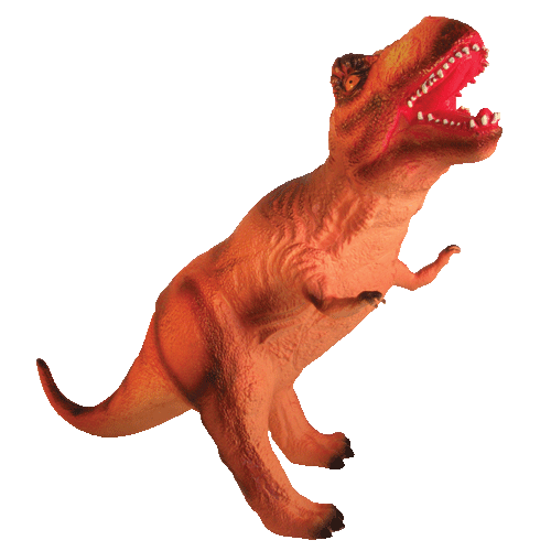 "The Big T Rex 22"" Soft PVC"