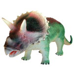 "The Big Triceratops 19"" Soft PVC"