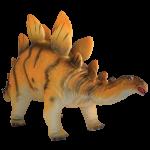 "The Big Stegosaurus 20"" Soft PVC"