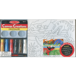 Canvas Creations Dinosaurs