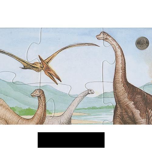 Dinosaurs Floor Puzzle 2' x 3'
