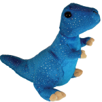 "12"" Plush Sparkle T Rex"