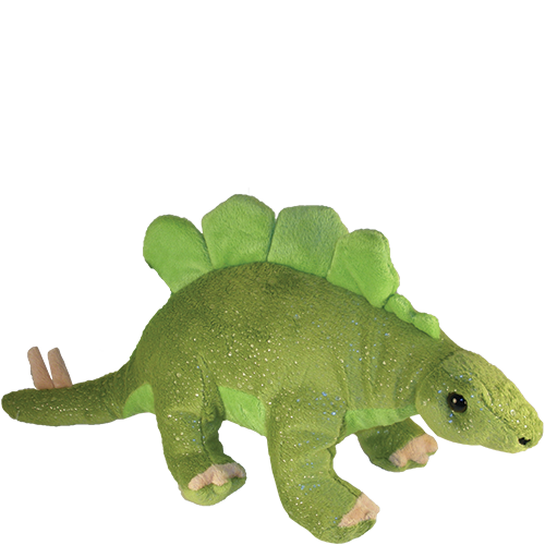 "12"" Plush Sparkle Stegosaurus"