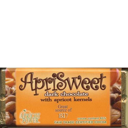 Apricot Kernel Chocolate Bar (ApriSweet)