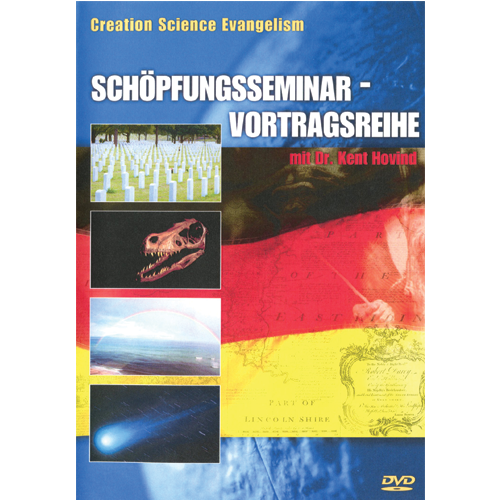 Creation Seminar Series in German DVD Set