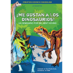 Children's Video About Dinosaurs DVD in Spanish