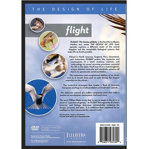 Flight: The Genius of Birds DVD back