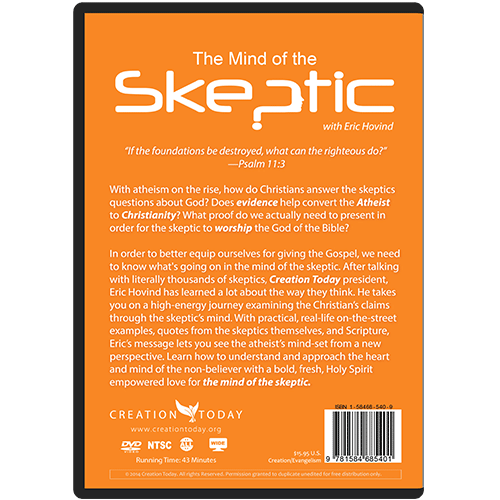 Mind of the Skeptic Back