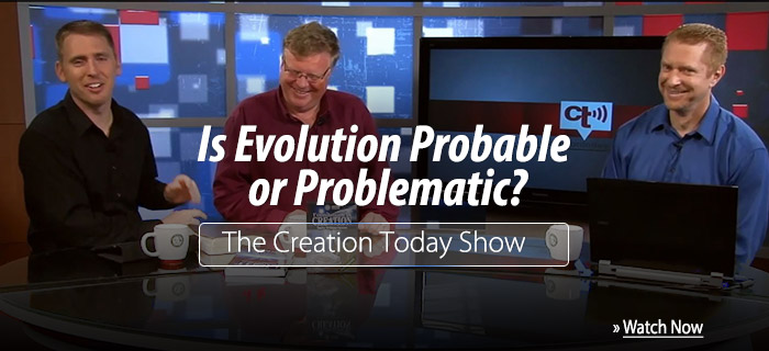 Is Evolution Probably or Problematic?