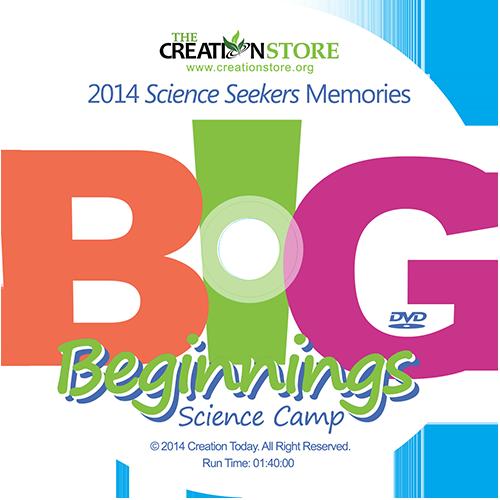 Science Camp Memories DVD
