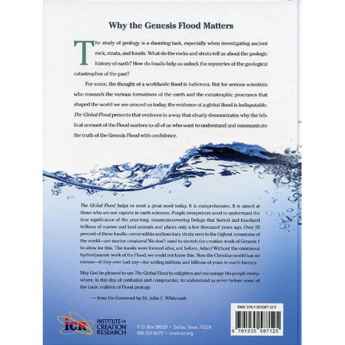 The Global Flood: Unlocking Earth's Geologic History back