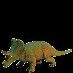 "Triceratops 12"" Soft PVC"