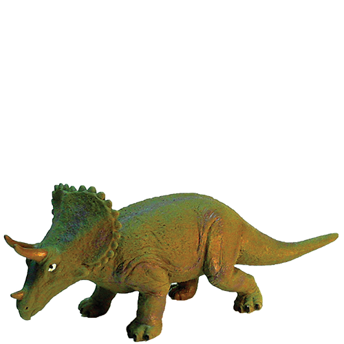 "Triceratops 12"" Soft PVC"