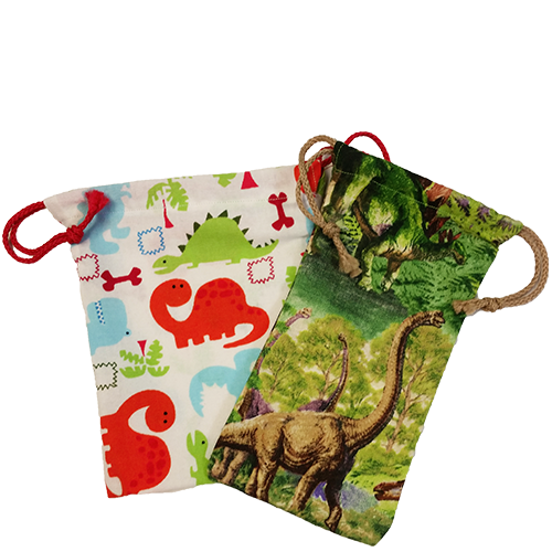 Dino Gift Pouch